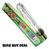 BULK BUY DEAL 8 x Sunmaster 600W Grow Lamps